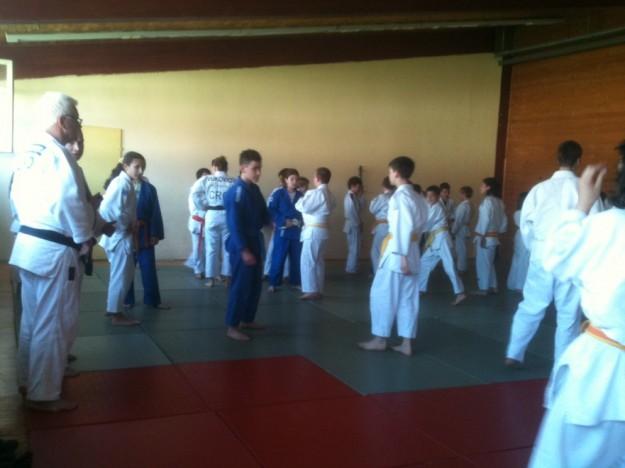 zajednicki trening belisce 2011 -  slika