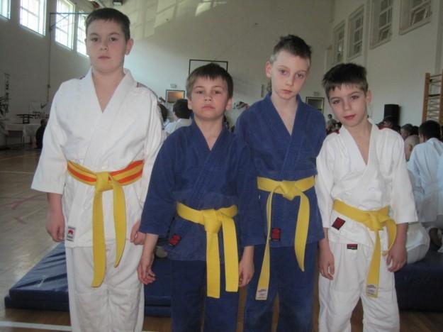polaganje za pojaseve tradicionalnog aikidoa - slika 1